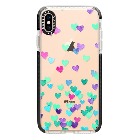 iPhone XS Max Cases - Hearts3