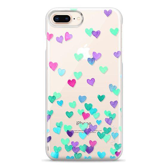 iPhone 8 Plus Cases - Hearts3