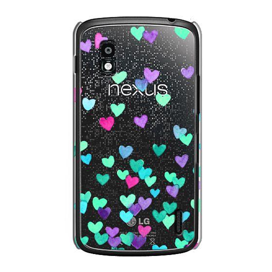 Nexus 4 Cases - Hearts3