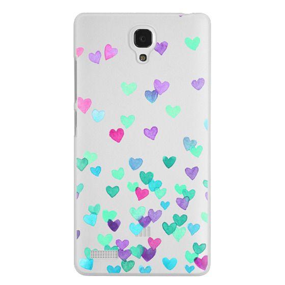 Redmi Note Cases - Hearts3