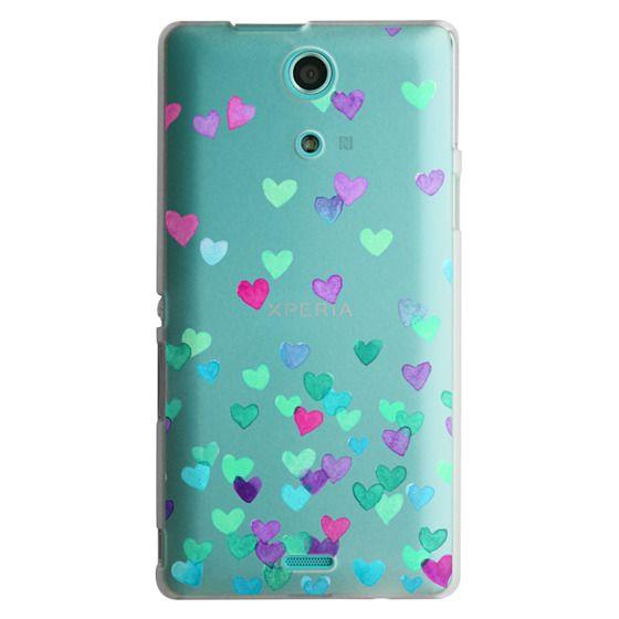 Sony Zr Cases - Hearts3