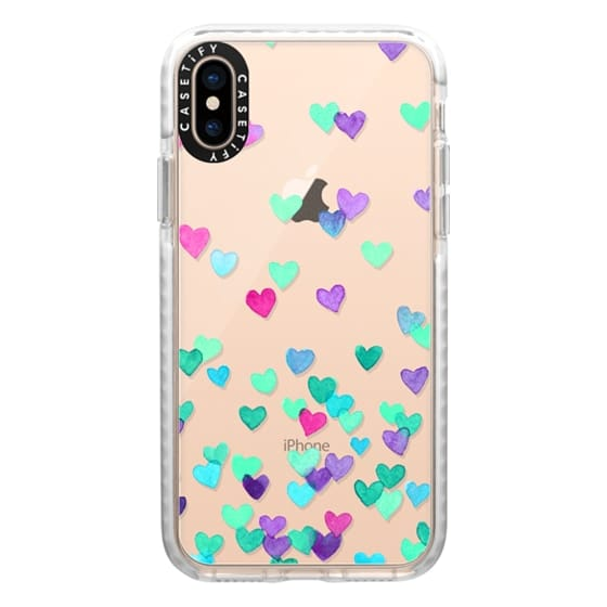 iPhone XS Cases - Hearts3