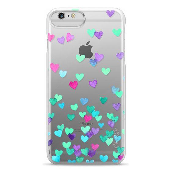 iPhone 6 Plus Cases - Hearts3