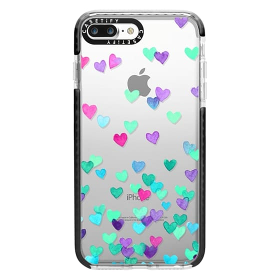 iPhone 7 Plus Cases - Hearts3