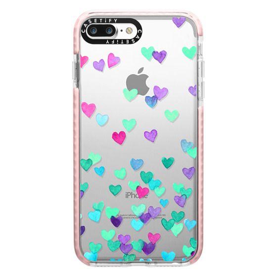 iPhone 7 Plus Cases - Hearts3