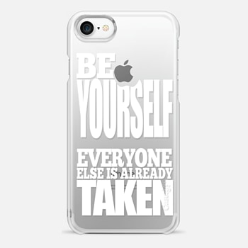 iPhone 7 Case Be Yourself