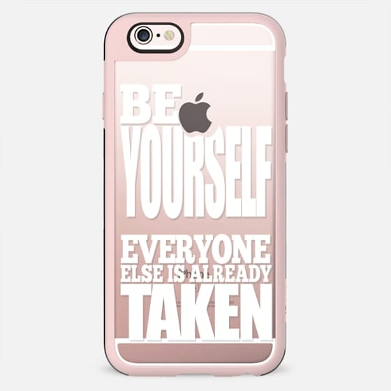 Be Yourself - New Standard Case
