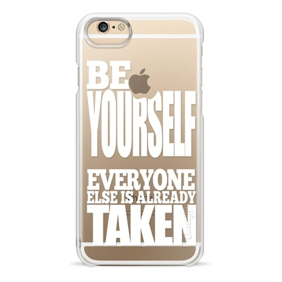 iPhone 6s Cases - Be Yourself