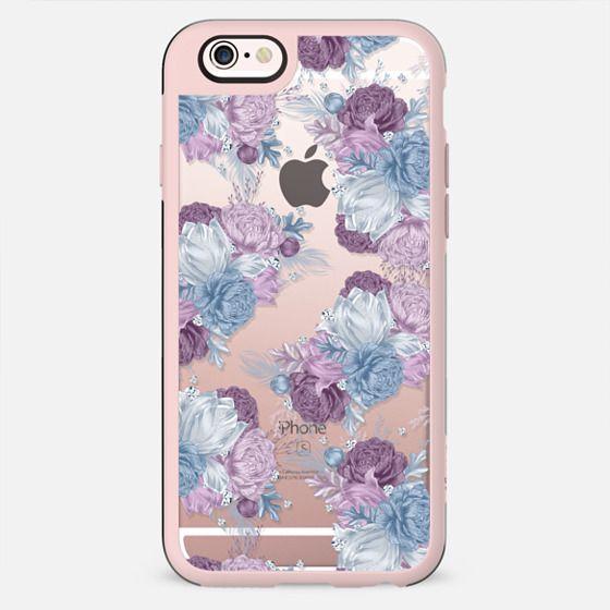 Photography Girl Transparent Fashion Illustration Camera Hobby Travel Kate Spade Bag Summer Pastel Blue Violet Purple - New Standard Case