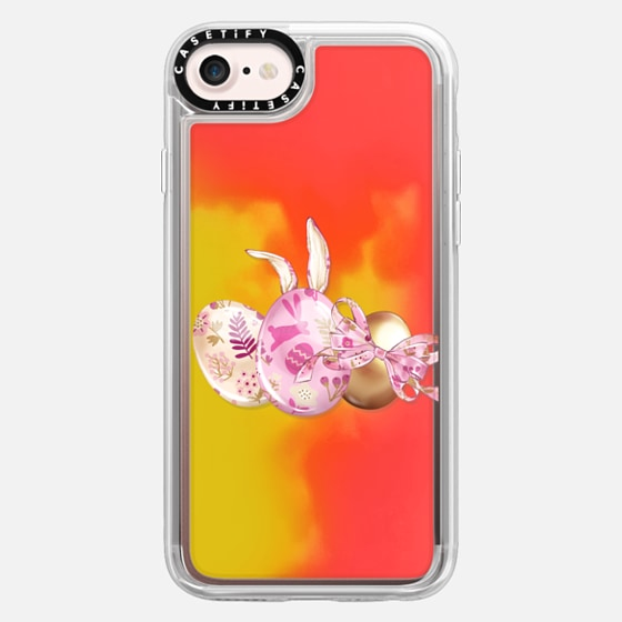 Casetify iPhone 7 Plus/7/6 Plus/6/5/5s/5c Case - Happy Ea...