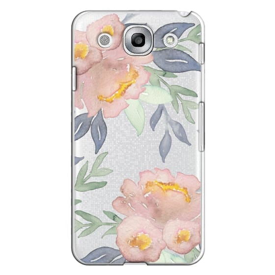 Optimus G Pro Cases - Moody Watercolor Florals