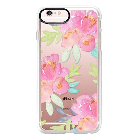 iPhone 6s Plus Cases - Summer Watercolor Florals