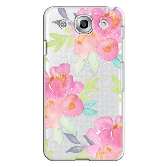 Optimus G Pro Cases - Summer Watercolor Florals