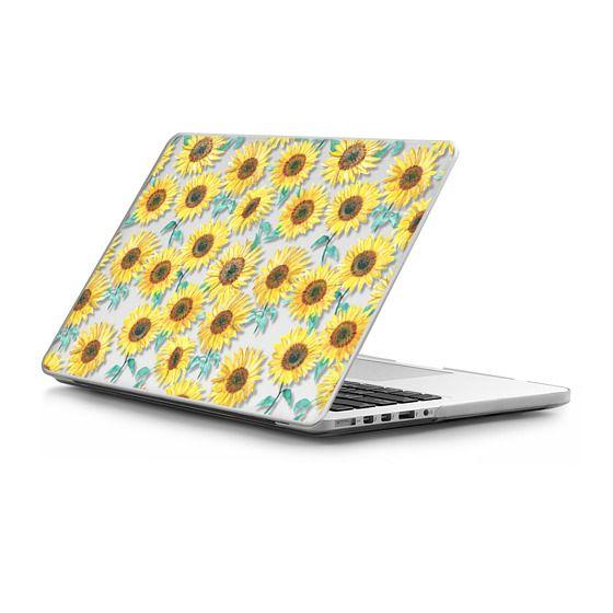 MacBook Pro Retina 13 Sleeves - sunflowers