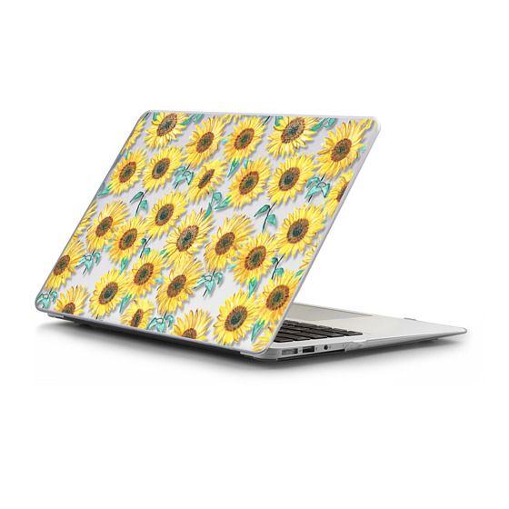 MacBook Air 11 Sleeves - sunflowers