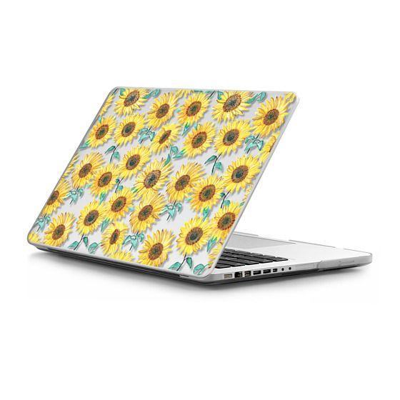 MacBook Pro 15 Sleeves - sunflowers