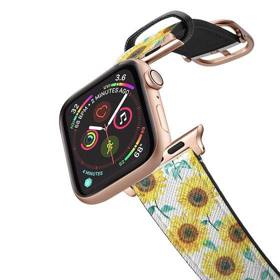 Apple Watch 38mm Bands - Sunflowers