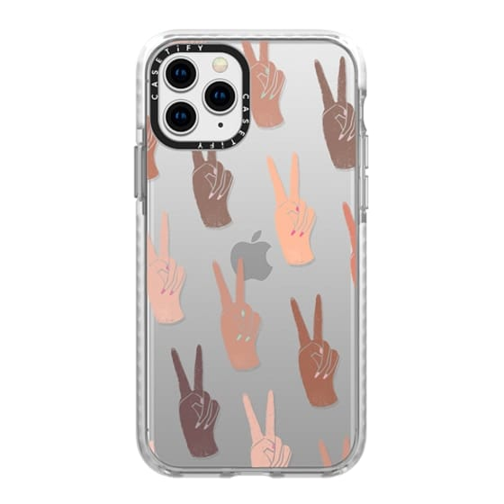 iPhone 11 Pro Cases - Peace