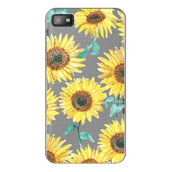 Blackberry Z10 Cases - Sunflowers