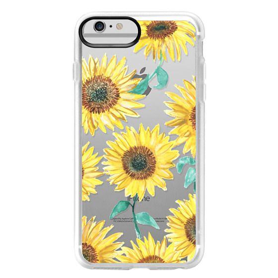 iPhone 6 Plus Cases - Sunflowers