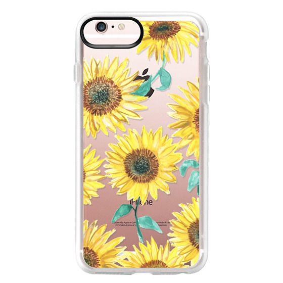iPhone 6s Plus Cases - Sunflowers