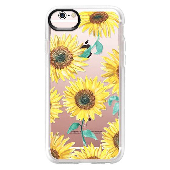 iPhone 6s Cases - Sunflowers