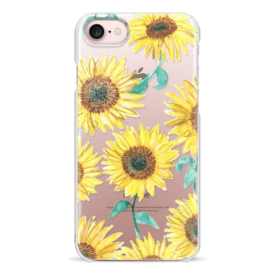 iPhone 7 Cases - Sunflowers