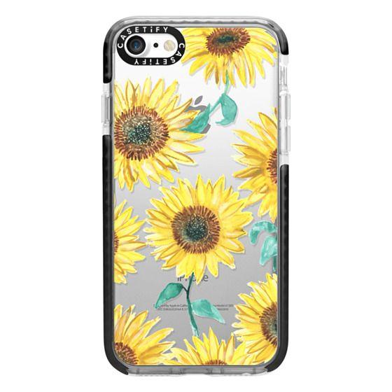 iPhone 7 Cases - Sunflowers