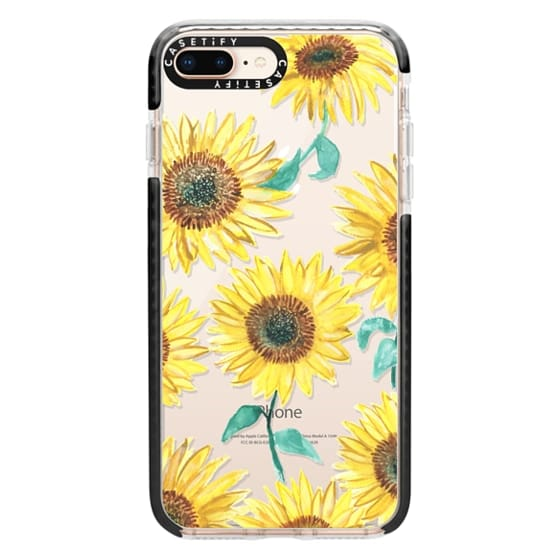 iPhone 8 Plus Cases - Sunflowers