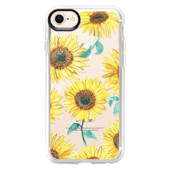 iPhone 8 Cases - Sunflowers