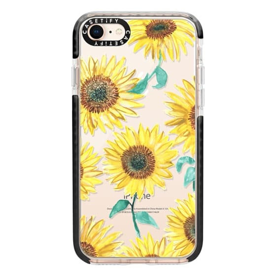 iPhone 8 Cases - Sunflowers