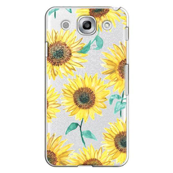 Optimus G Pro Cases - Sunflowers