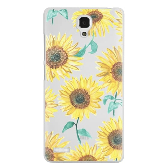 Redmi Note Cases - Sunflowers