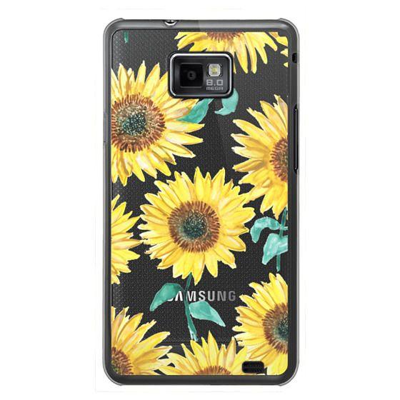 Samsung Galaxy S2 Cases - Sunflowers