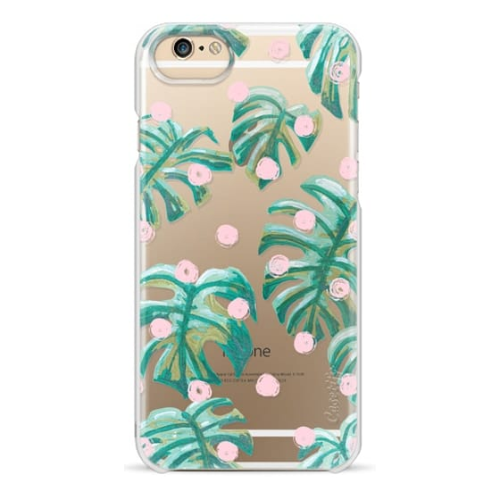 iPhone 6 Cases - Pure Oasis in Polka by Dash and Ash