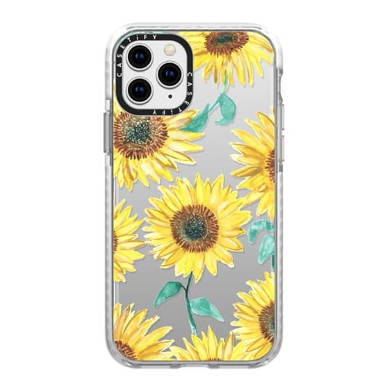 iPhone 11 Pro Cases - Sunflowers