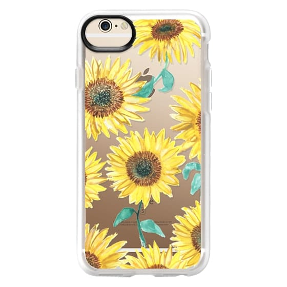 iPhone 6 Cases - Sunflowers