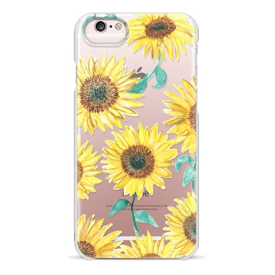 iPhone 6s Cases - Sunflowers