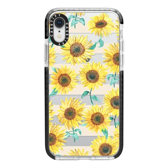iPhone XR Cases - Sunny Sunflower