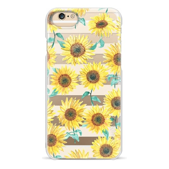iPhone 6 Cases - Sunny Sunflower