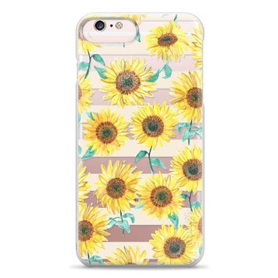 iPhone 6s Plus Cases - Sunny Sunflower
