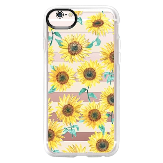 iPhone 6s Cases - Sunny Sunflower
