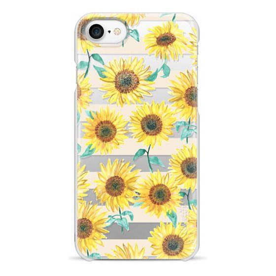 iPhone 7 Cases - Sunny Sunflower