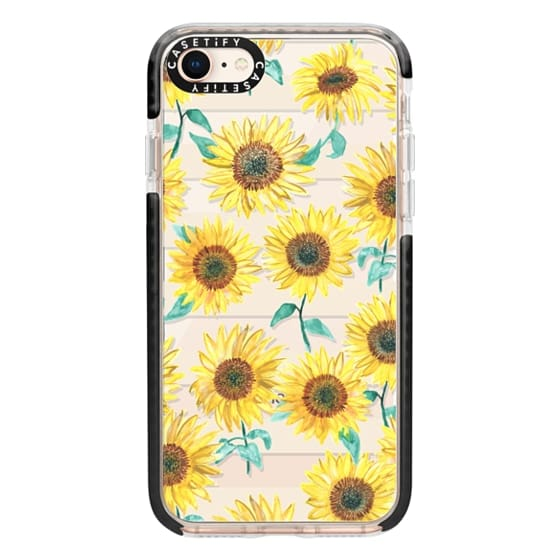 iPhone 8 Cases - Sunny Sunflower