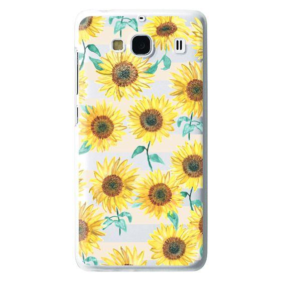 Redmi 2 Cases - Sunny Sunflower