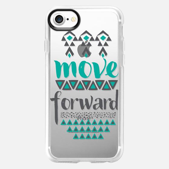 Move Forward - Wallet Case