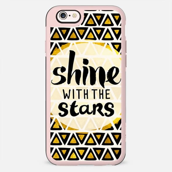 Shine with the stars - New Standard Case