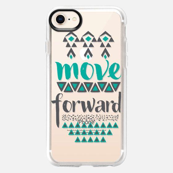 Move Forward - Snap Case