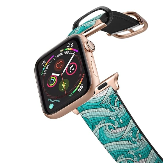 Apple Watch 38mm Bands - Ocean Retro Vibes