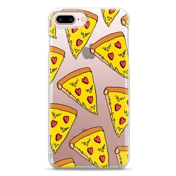 Snap iPhone 7 Plus Case - Pizza My Heart